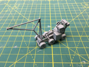1:200 Scale CVCC Aircraft Carrier Crsh Crane  in Frosted Ultra Detail