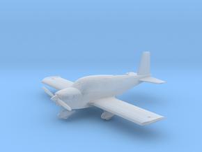 Grumman American AA1 in Smoothest Fine Detail Plastic