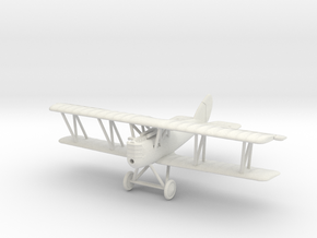 1/100 Pfalz DXII in White Natural Versatile Plastic