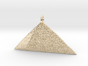 MENKAURE'S Pendant in 14k Gold Plated