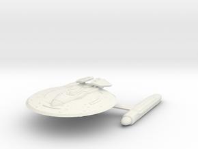Centaur X Class Destroyer in White Natural Versatile Plastic