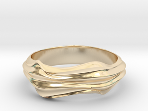 no.60 in 14K Yellow Gold: 3 / 44