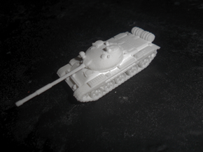 MG144-R14 T-62 (1962) in White Strong & Flexible