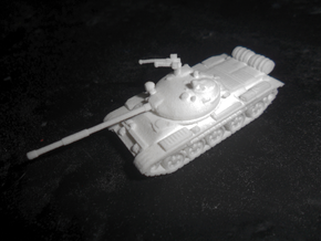 MG144-R14B T-62 (1972) in White Strong & Flexible