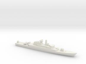 Alvand-class frigate (w/ C-802 AShM), 1/2400 in White Natural Versatile Plastic