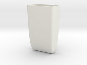 Eveready (Ever Ready) Minilight Battery Cover in White Natural Versatile Plastic