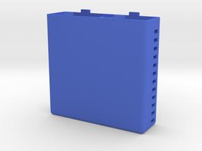8bp Case Part # 15111WT02 in Blue Processed Versatile Plastic