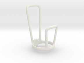 Finger splint US Ring  Size 12 in White Natural Versatile Plastic
