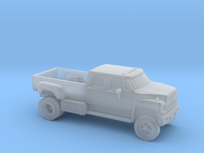 1/87 1980-90 Ford F650 in Smooth Fine Detail Plastic