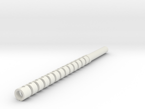 Snake-1 Shahriar FBG Scaled2 in White Natural Versatile Plastic