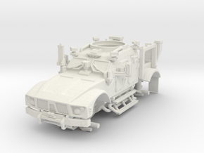 1/72 MATV (Open) in White Strong & Flexible