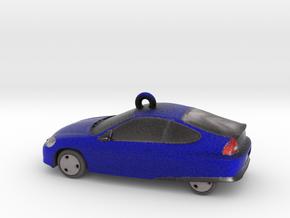 Honda Insight BLUE in Full Color Sandstone