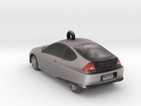 2000-06 Honda Insight Xmas/Holiday Ornament SILVER in Full Color Sandstone