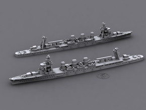 1/1800 IJN CL Abukuma[1941] in White Strong & Flexible