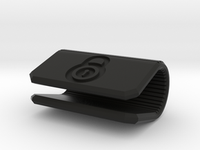 Front Webcam Security Cover in Black Strong & Flexible