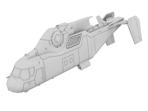 1:144 - Copter [Independence Day - Resurgence] in White Strong & Flexible