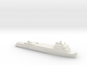 Foudre-Class LPD, 1/2400 in White Natural Versatile Plastic