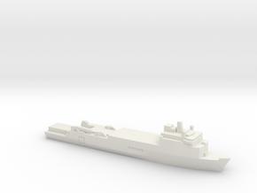 Foudre-Class LPD, 1/3000 in White Natural Versatile Plastic