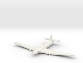 Caproni Campini Ca.183bis in White Strong & Flexible: 1:200