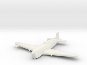 Ambrosini SAI.403 'Dardo' in White Natural Versatile Plastic: 1:200