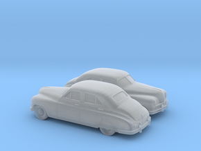 1/160 2X  1948-50  Packard Super Eight Series Seda in Frosted Ultra Detail
