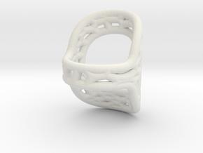 RingSplint US Size-5 in White Natural Versatile Plastic