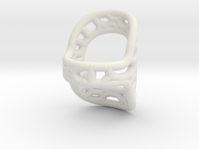 RingSplint US Size-4 in White Natural Versatile Plastic