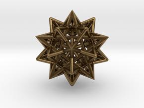 Super Star in Natural Bronze