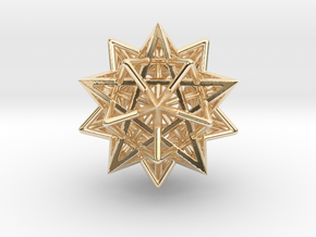 Super Star in 14K Yellow Gold