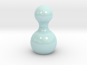 Solids Sex Toy in Gloss Celadon Green Porcelain