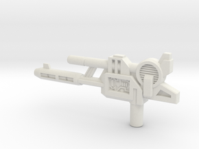 Cerebros/Grand Gun, 5mm in White Strong & Flexible