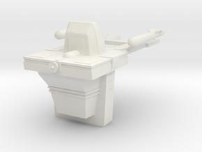 Cargo Drone, 1:7000 Scale in White Natural Versatile Plastic