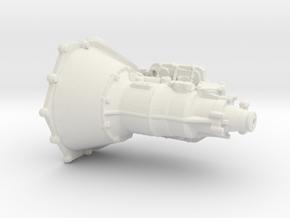 SHTurbo 400 1/20 in White Natural Versatile Plastic