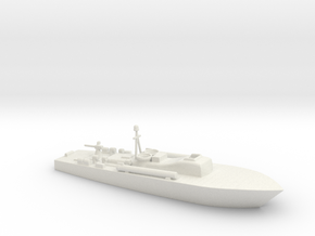 1/285 Scale PT-61 in White Strong & Flexible