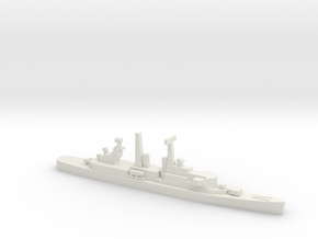 CLG-5 Oklahoma City, 1/2400 in White Natural Versatile Plastic