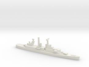 CLG-5 Oklahoma City, 1/1800 in White Natural Versatile Plastic