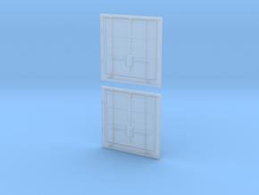 11.5h X 12w Plug Door in Smooth Fine Detail Plastic