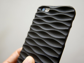 iPhone 6 Case_Seamless in Black Strong & Flexible