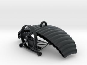 Paragliding & paratrike in Black Hi-Def Acrylate