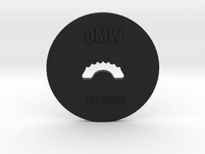 Clay Extruder Die: Handle 015 02 in Black Natural Versatile Plastic
