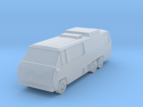 Large Van/ Stripes RV in Frosted Ultra Detail