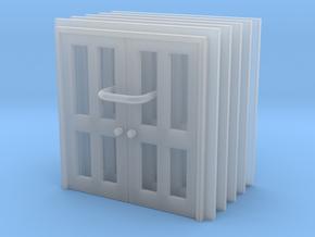 Door Type 8 - 900D X 2000 X 5 in Smooth Fine Detail Plastic: 1:160