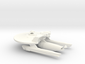 Smooth Uss Armstrong 2500 in White Processed Versatile Plastic