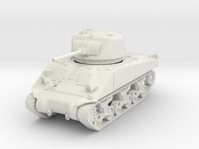 PV141 M4 Sherman (Mid Production) (1/48) in White Natural Versatile Plastic