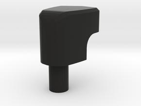 Windshield washer D90 D110 1:10 in Black Natural Versatile Plastic