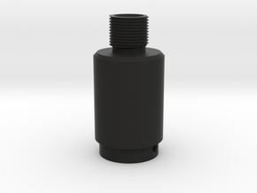 KJW MK.2 Thread Adapter (Without Sight) in Black Natural Versatile Plastic