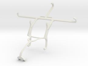 Controller mount for Xbox 360 & Sony Xperia Z5 Pre in White Natural Versatile Plastic