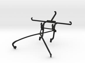 NVIDIA SHIELD controller & ZTE Axon 7 mini in Black Strong & Flexible