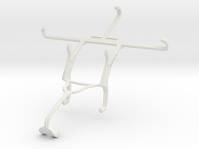 Controller mount for Xbox 360 & ZTE Blade L5 Plus in White Natural Versatile Plastic