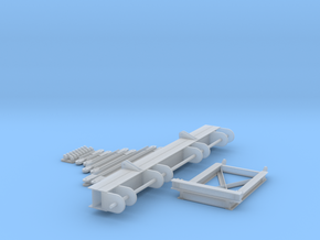 M32 Treadway Bridge Adapter in Frosted Ultra Detail: 1:35